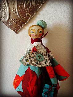 Susana Tavares: art dolls