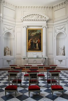 Chapel at the Petit Trianon.