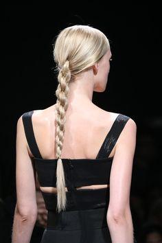 Donna Karan womenswear, spring/summer 15, New York Fashion Week