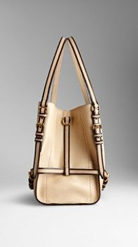 Small Python Tote Bag | Burberry