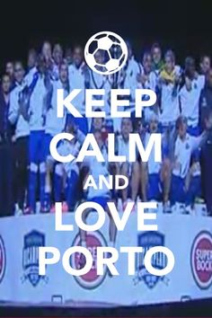 Portuguese Quotes, Fc Porto, Best Club, Keep Calm And Love, Portugal, Soccer, Football, Stickers, World