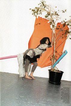 """""""Bewitched"""", Pop Magazine autumn/winter 2004."""