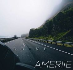The new EP available for download on soundcloud: https://soundcloud.com/officialameriie/sets/drive