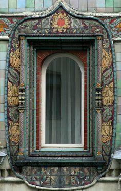 Каменный дом-Саввинское подворье-фасад №25