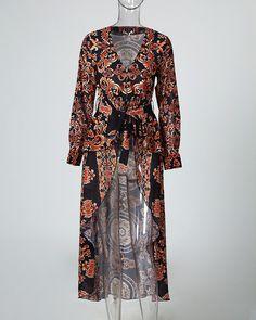 Blusas Animal Print, Dress Outfits, Fashion Outfits, Dresses, Baroque, Hijab Evening Dress, Clothing Sites, Women's Clothing, Trend Fashion