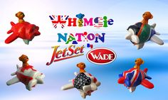 Wade Whimsie-Nation Jet Set Whimsies