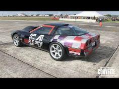 211mph C4 Corvette - Texas Mile