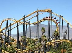 Ratanga Junction West Africa, South Africa, Before I Die, Cape Town, Dream Vacations, Rodeo, Roller Coasters, Park, Places