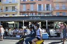 Le Quai Andorra, Best Cocktail Bars, Nude Beach, Provence France, Saint Tropez, Cocktails, Street View, Summer, Luxembourg