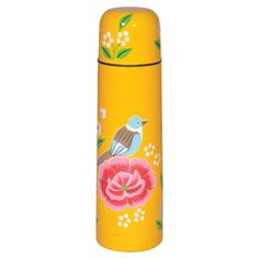 Palomo Thermos in Yellow