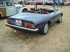 "Alfa Romeo Spider 1300 Junior Fastback Series 2 ""coda tronca"""