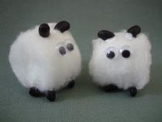 sheep to make with my littlest