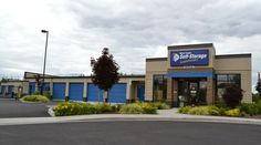 West Coast Self Storage Of Padden Parkway 8006 NE 72nd Avenue Vancouver, WA  98665