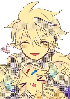 Awww soo cute DreadLord and Chiliarch~