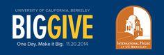Big Give http://ihouse.berkeley.edu/alumni/email/BigGive.php