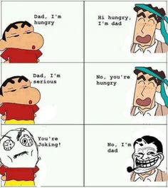 Funny comic - Epic dad - http://www.jokideo.com/