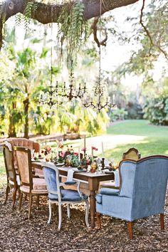 British Garden Party Wedding Theme Decor (BridesMagazine.co.uk)