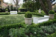 Andrew Stark Hampton Garden, Chelsea Flower Show, Outdoor Furniture Sets, Outdoor Decor, France Travel, The Hamptons, Gardens, Australia, Landscape