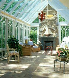 15 Amazing Conservatory Design Ideas