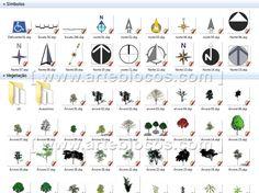 Amostra de blocos sketchup de porta de abrir porta de for Mobilia sketchup 8