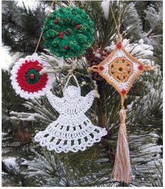 Christmas Holiday Ornaments