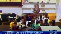 BEDTIME STORIES AND BRAIN ACTIVITY FOR 3-5 YEAR OLDS IMPROVES BRAIN