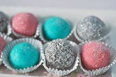 Chocolate truffles | Flickr - Photo Sharing!