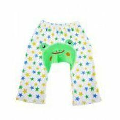 Baby Leggings, Cotton Leggings, German Store, Frog Design, Summer Baby, 12 Months, Fish, Cool Stuff, Cream