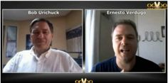 Here I am again Interviewing Bob Urichuck on the Topic of Velocity Selling