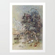 Ulla Thynell art prints.