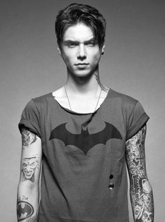 andy biersack 2015 photoshoot - Google Search