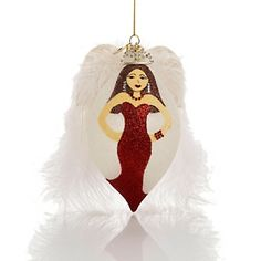 HSN Cares Adrien Arpel 2012 Heart Ornament at HSN.com.