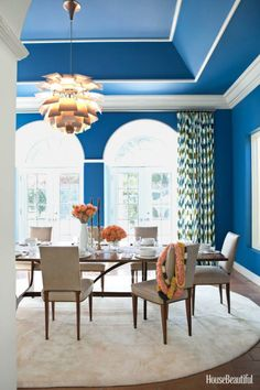 dining room paint colors modern color schemes for blue living ideas