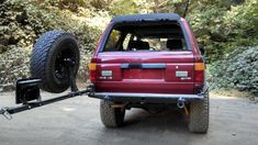 Gen expedition bumpers for Gen and Gen Toyota offer the most protection, highest clearance and have more available optio 4runner Off Road, Toyota 4runner Trd, Toyota 4x4, Toyota Tacoma, Toyota Garage, Toyota Surf, 3rd Gen 4runner, Off Road Bumpers, 4 Runner