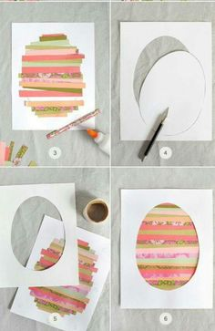 Great Easter Eggs template at Minted so the kids can make actual frame-worthy art. Arm Tattoos Lettering, Easter Egg Template, Home Grown Vegetables, Easter Printables, Paper Wallpaper, Creative Tattoos, Happy Easter, Easter Eggs, Diy Gifts