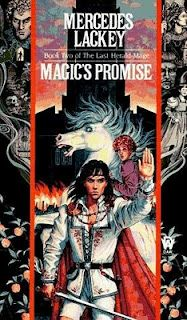 "Read ""Magic's Promise"" by Mercedes Lackey available from Rakuten Kobo. Groundbreaking epic fantasy series in Mercedes Lackey's Valdemar universe I Love Books, Books To Read, My Books, Magic S, Best Novels, Book Challenge, Book Signing, Fantasy Books, Fantasy Series"