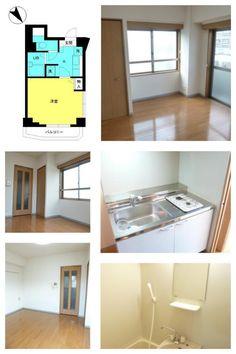 Tokyo Shinjuku Apartment for Rent ¥83,000 @Waseda 9mins 23.37㎡ Please Ask shion@jafnet.co.jp