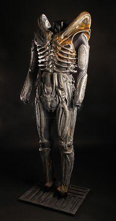Xenomorph Costume