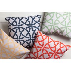 Air-brushed Indoor/ Outdoor Accent Pillow