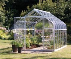 Which greenhouse is best to buy ? Buying a new greenhouse can be very confusing, there is so much choice ! Here's a handy guide with tips and advice to help you find the right greenhouse for you: http://www.greenhousestores.co.uk/Which-Greenhouse.html