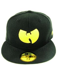 Wu Tang Clan New Era fitted hat