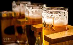 Sapporo Beer Museum 'sampler' by Mahoro