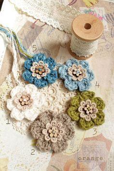 Crochet Flower!