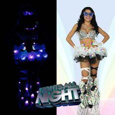 9440e1657 Auri's outfit^_^ Rave Festival, Festival Fashion, Raver Girl, Edm Outfits