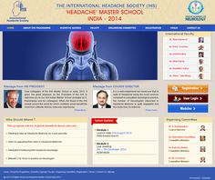 HMS India Website Developed by Dots Info Systems (I) Pvt.Ltd. India Website, Website Development Company, Neurology, Dots, Messages, Text Posts, Stitches, Polka Dots