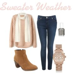 """""""Sweater Weather"""" by emilycearp on Polyvore"""
