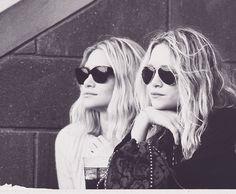 Olsen. Love their style.
