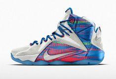 first rate 43865 06d41 LeBron 12 23 Chromosomes Silver Royal Nike Headbands, Nike Boots, Nike  Basketball, Basketball