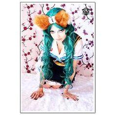 Foxy Lady 16 > Large Poster Prints > Goldfishdreams Prints