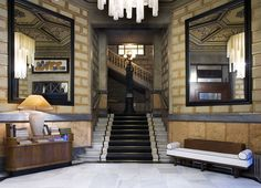 Cotton House luxury boutique hotel is located in the heart of Eixample, Barcelona. Cotton House Hotel offers stylish rooms, a bar restaurant, terrace & pool. Casas California, California Homes, Barcelona Hotels, Barcelona Spain, Piscina Hotel, Restaurants, Century Hotel, Spanish Interior, Cotton House